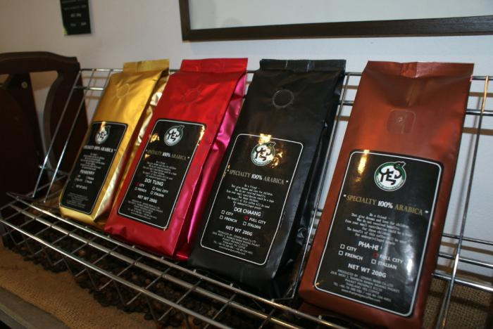Rawai roasters tout Thai coffee beans | The Thaiger