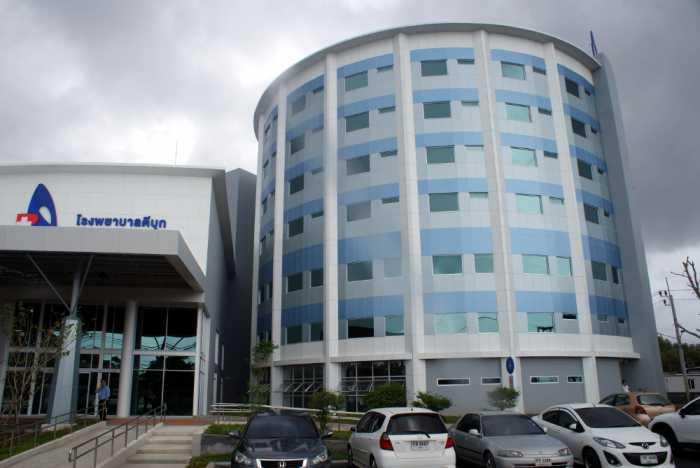 Phuket's new high-tech Dibuk Hospital rounds up medical care | The Thaiger