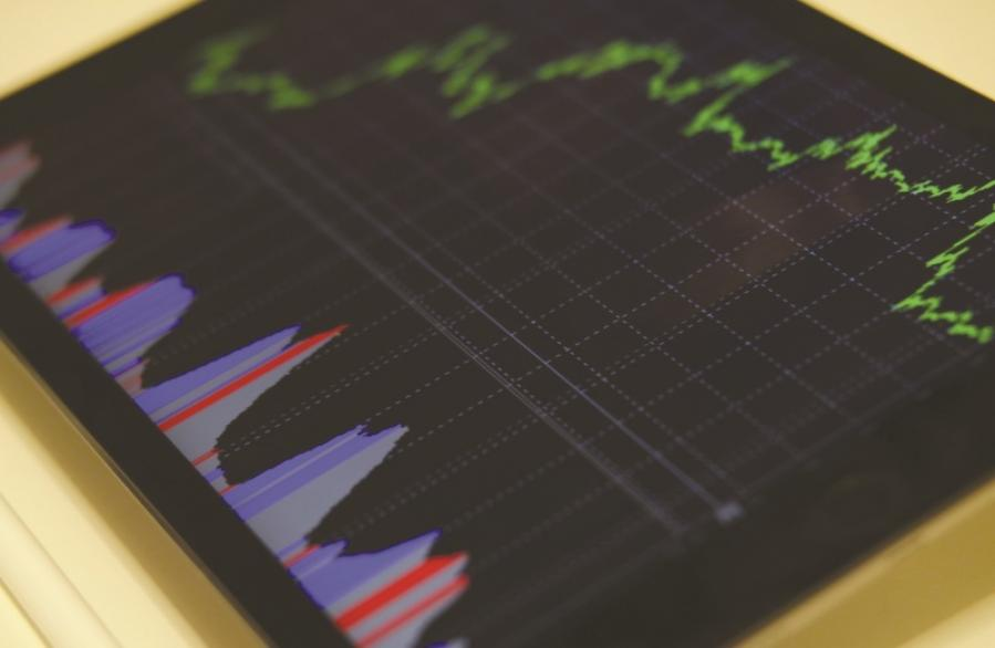 Finance: Using monthly charts to analyze trends   The Thaiger
