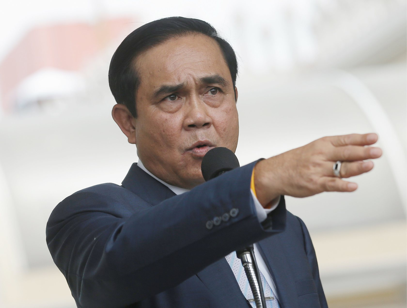 NIDA poll shows 81 percent of Thais admire Prayut | The Thaiger