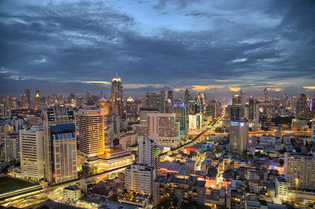 Is Bangkok's property market cooling off? No, says Bloomberg. | The Thaiger