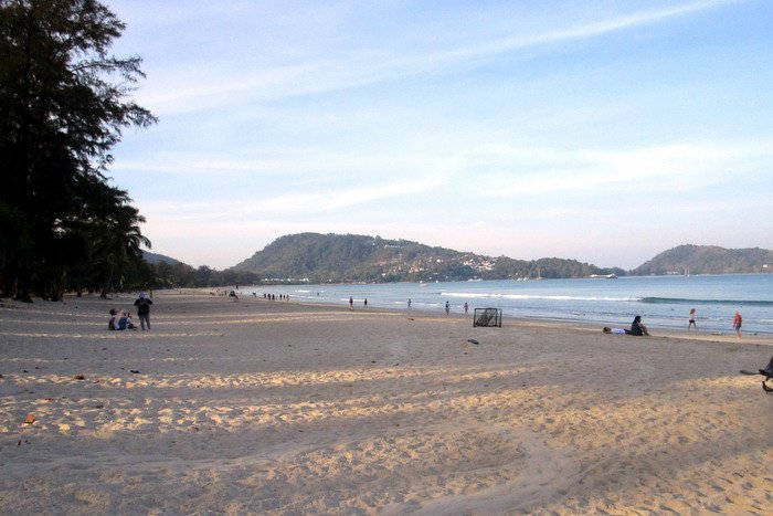 Property: Self-centered Patong lures seven new hotels | Thaiger