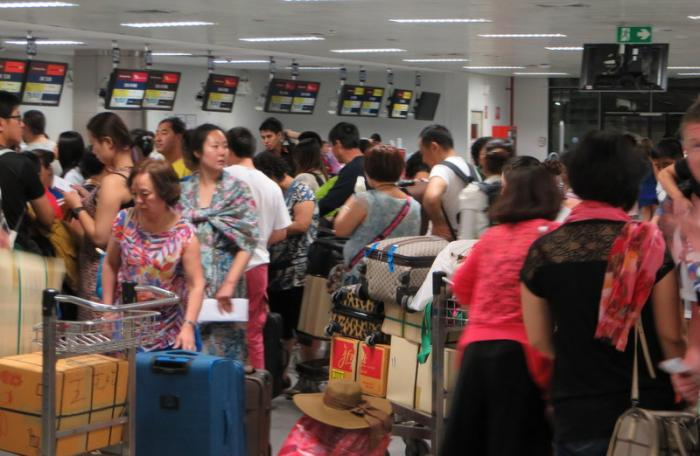 Regional tourism growth dominated by Chinese | The Thaiger