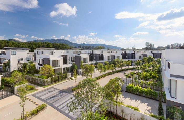 Festive five per cent financing offered for Laguna Park's townhomes, villas | The Thaiger
