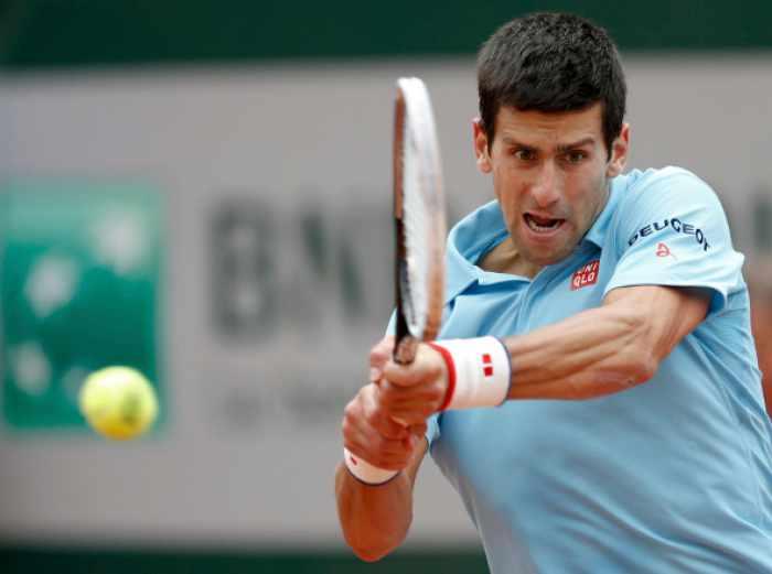 Federer, Djokovic struggle as Sharapova blazes through in Paris | Thaiger