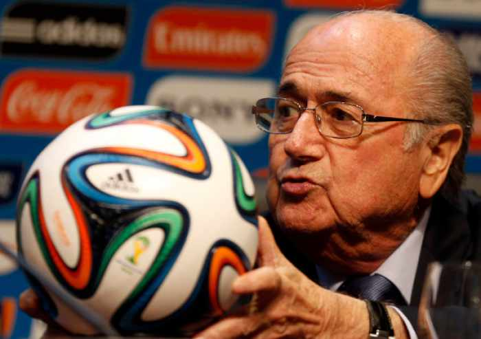No mention of crisis as Blatter opens FIFA Congress | Thaiger