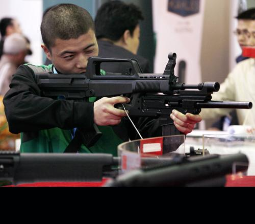 Phuket Gazette World News: China in Top 5 arms dealers; President Li in US talks on cyber war, trade | The Thaiger