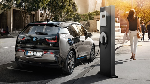Charging ahead. Electric car charging stations coming to Thailand. | The Thaiger