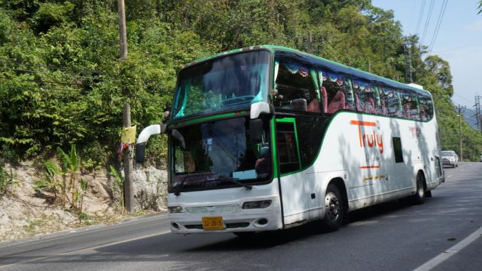 Bus and truck curfew in place for Patong Hill | The Thaiger