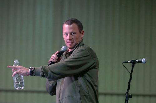 World News: Armstrong may be on verge of admitting drug use | Thaiger