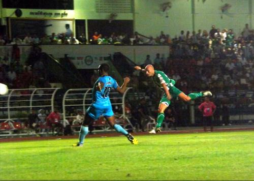 Phuket FC swoops down on Krabi Andaman Eagles | The Thaiger