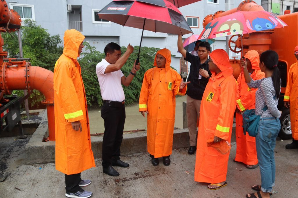 Immediate attention to Phuket's worst flood areas | News by Thaiger