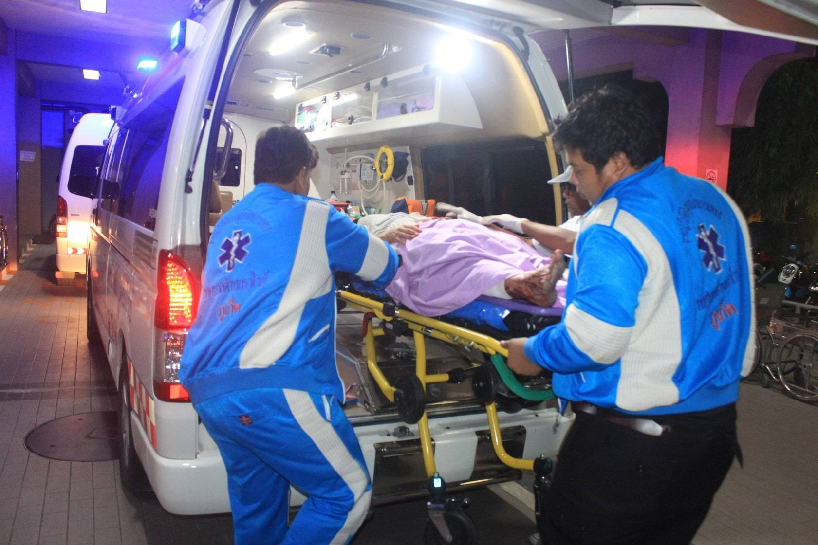 Russian Woman shot and robbed in Rawai | The Thaiger