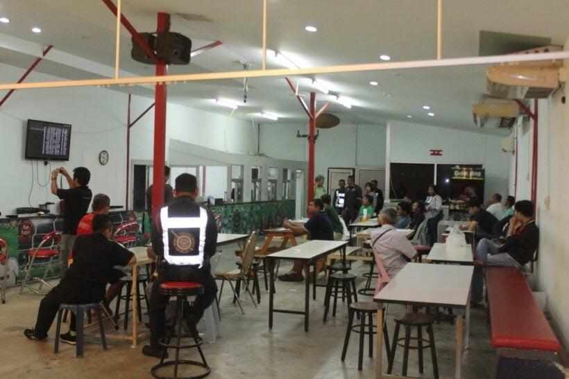 Phuket Town gambling raids – 4 dens and 30 gamblers | The Thaiger