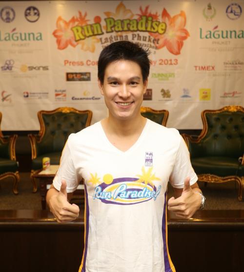 Aspiring marathoner opens new chapter for Laguna Phuket fundraising | The Thaiger