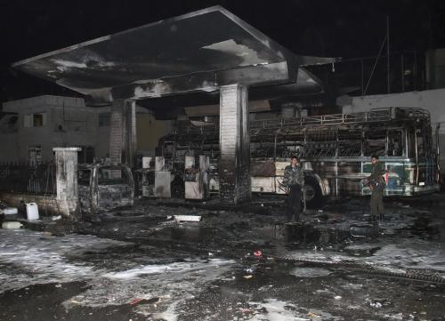 World News: Eleven killed in Damascus gas station blast | Thaiger