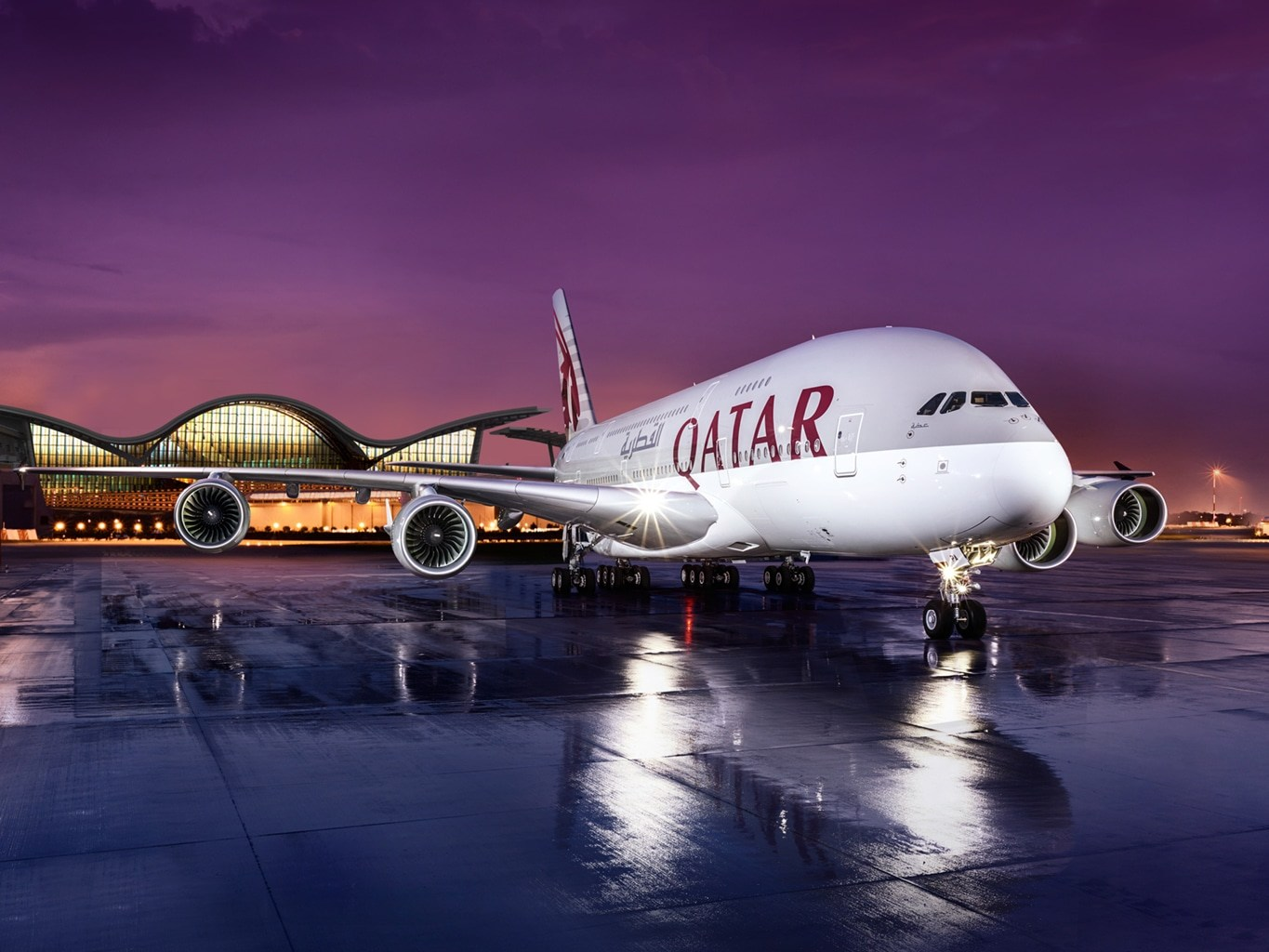 Upgraded flights from Doha to Krabi. | The Thaiger