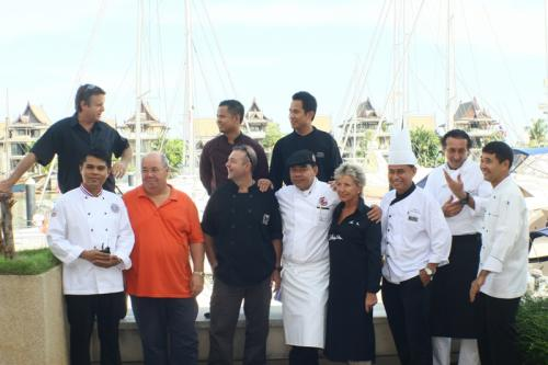 Phuket charity drive cooks up a family-fun entertainment extravaganza | Thaiger