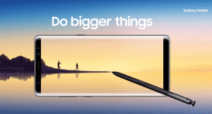 The new, non-flammable, Samsung Galaxy Note 8 | News by Thaiger
