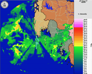 Sunday drenching for Phuket | News by Thaiger