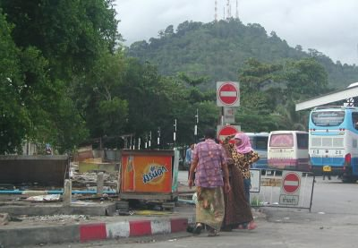 Bus station shopkeepers finally evicted | The Thaiger