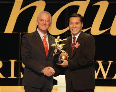 TAT awards Dusit Laguna Phuket best hotel in South | The Thaiger