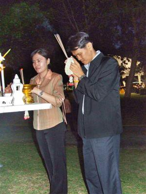 Preecha Ruangjan installed as new governor | The Thaiger