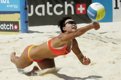 Thais miss out as FIVB tourney begins | The Thaiger