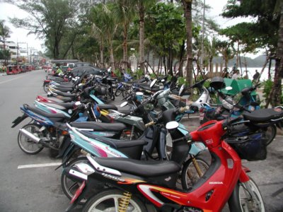 Patong to set new parking zones | The Thaiger