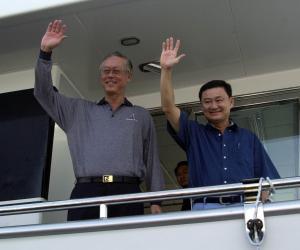 "PMs enjoy ""productive' talks in Phuket   The Thaiger"