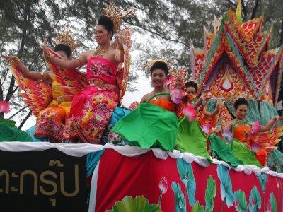 Phuket Carnival kicks off in Patong | The Thaiger