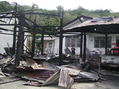 B1.5m damage in Patong blaze | The Thaiger