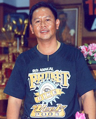 Judges order Patong mayor to step down | The Thaiger