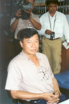 Disgraced tycoon Boonkeng shot in Bangkok | The Thaiger