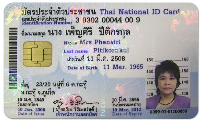 Get your smart card: Mayor | The Thaiger