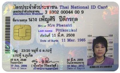 Get your smart card: Mayor | Thaiger