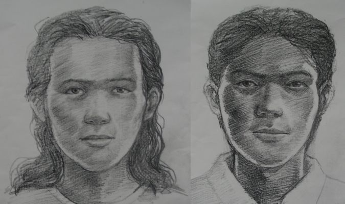 Police release sketches of gold shop bandits | The Thaiger
