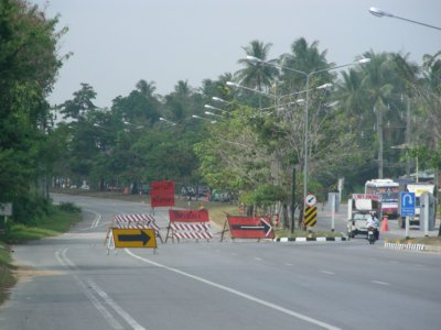 "Kho En ""death bend' roadworks complete by March 