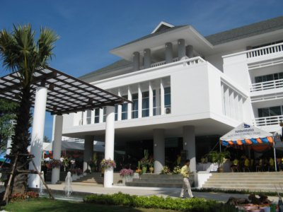 New Karon Municipality offices open | The Thaiger