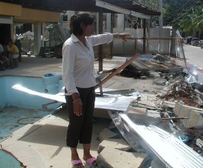 Business owners slam demolition | The Thaiger