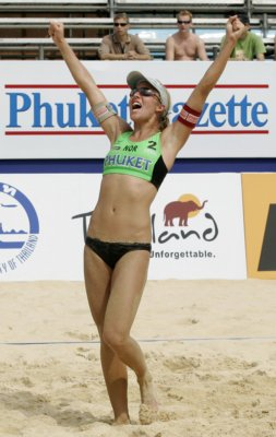 US Olympic champs through to FIVB semi-finals | The Thaiger
