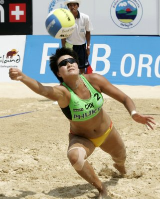 Chinese take FIVB gold in Phuket | The Thaiger
