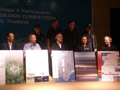 Tsunami memorial finalists chosen | The Thaiger