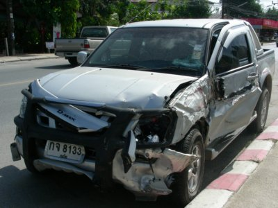 Dane released after road rampage | The Thaiger