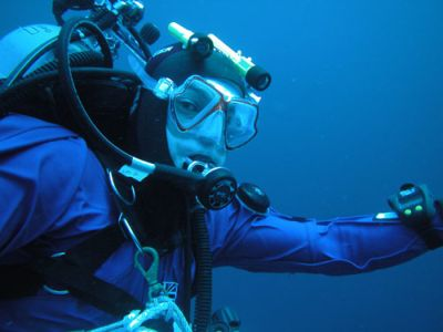 World dive record broken off Patong   The Thaiger