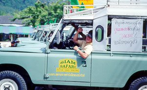"Safari tours protest tuk-tuk ""bullying' 