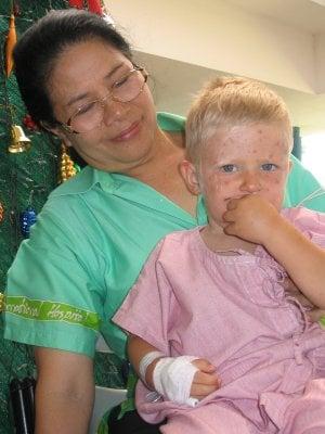 Baby boy identifed | The Thaiger