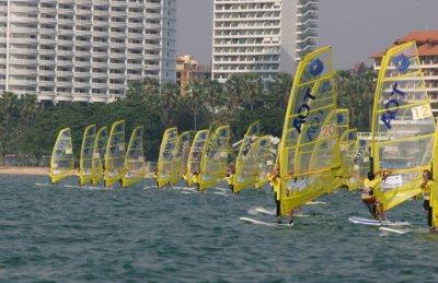 Windsurfers prepare for Phuket championship | The Thaiger