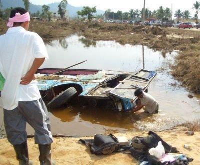 Devastated Khao Lak resembles war zone   The Thaiger