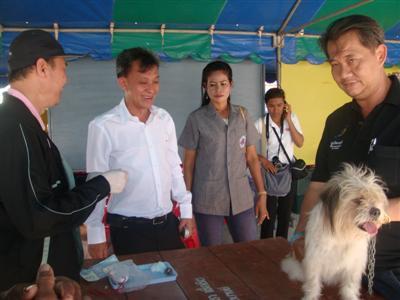 Rassada first municipality to microchip pets | The Thaiger